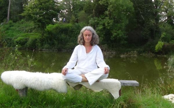 Schaky Park meditierendWS